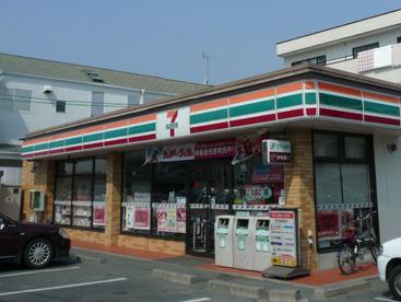 セブンイレブン 浜松高町店の画像1