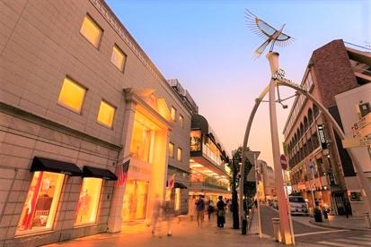 横浜・元町商店街の画像1