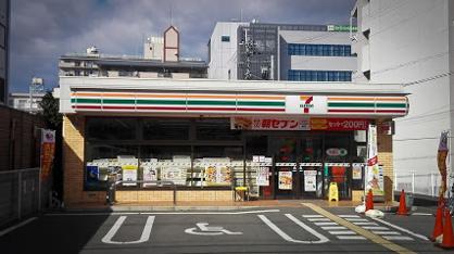 セブンイレブン JR茨木駅西店の画像1