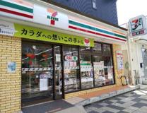 セブンイレブン 横浜川島町店