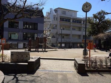 代官山さんかく公園の画像1