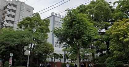 江戸川区立松江第一中学校の画像1