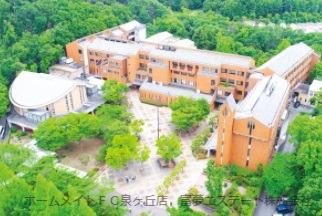 桃山学院教育大学の画像1