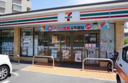 セブン-イレブン 横浜本村南店の画像1