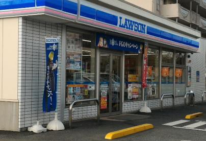 ローソン 鶴ヶ島脚折東店の画像1