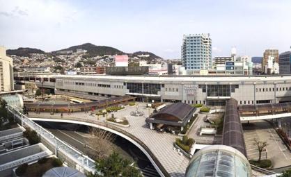 川西能勢口駅の画像1
