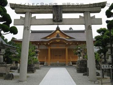 菅生神社の画像1