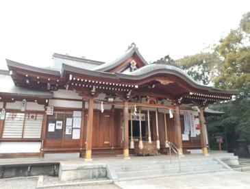 萩原神社の画像1