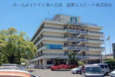 泉大津市役所の画像1