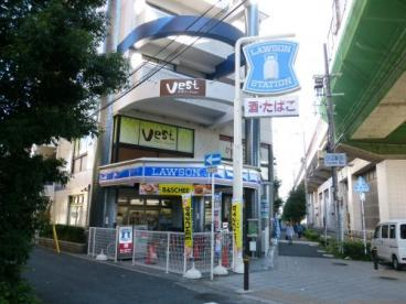 ローソン 田辺五丁目店の画像1