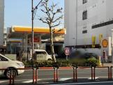 昭和シェル石油セルフ雪谷SS