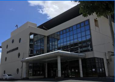 茨木市立市民体育館の画像1
