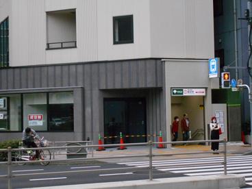 都営浅草線蔵前駅A3の画像1