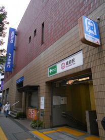 都営大江戸線蔵前駅A6の画像1
