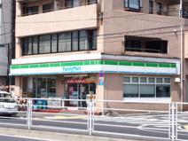 ファミリーマート 亀戸四丁目店