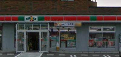 サンクス 青山1丁目店の画像1