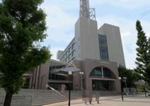横浜市都筑区役所
