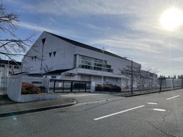 三田市立ゆりのき台中学校の画像1