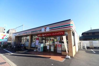 セブンイレブン 練馬田柄通り店の画像1