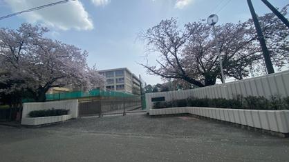 茅ヶ崎市立赤羽根中学校の画像1