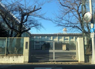 大田区立蓮沼中学校の画像1