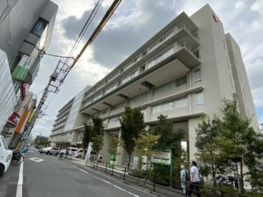 日本赤十字社東京都支部大森赤十字病院の画像1
