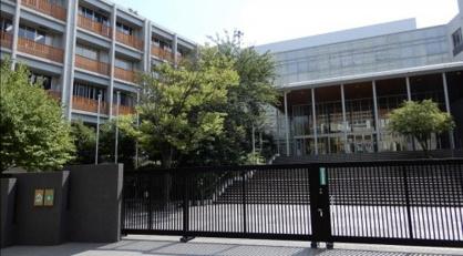 新宿区立新宿中学校の画像1