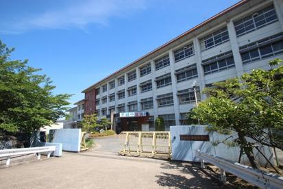 奈良市立平城中学校の画像1