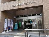 足立区 新田コミュニティ図書館