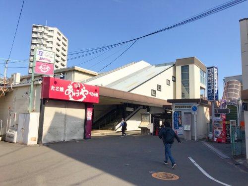 JR 摂津富田駅の画像