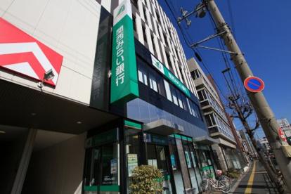 関西みらい銀行 城東支店の画像1