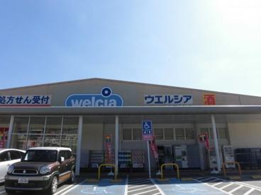 ウエルシア神戸大池店の画像1