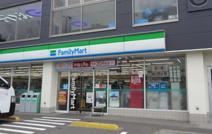 ファミリーマート 仲六郷第一京浜店