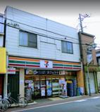 セブンイレブン 大田区六郷土手駅前店