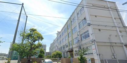 江戸川区立瑞江第二中学校の画像1