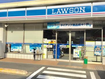 ローソン 横浜菅田町店の画像1