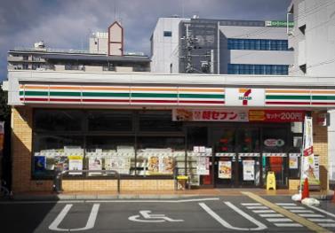 セブンイレブン 茨木西駅前町店の画像1