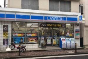 ローソン 蒲田大城通り店の画像1