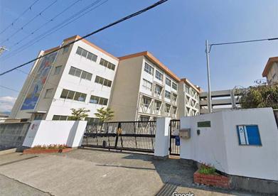 豊中市立第十二中学校の画像1