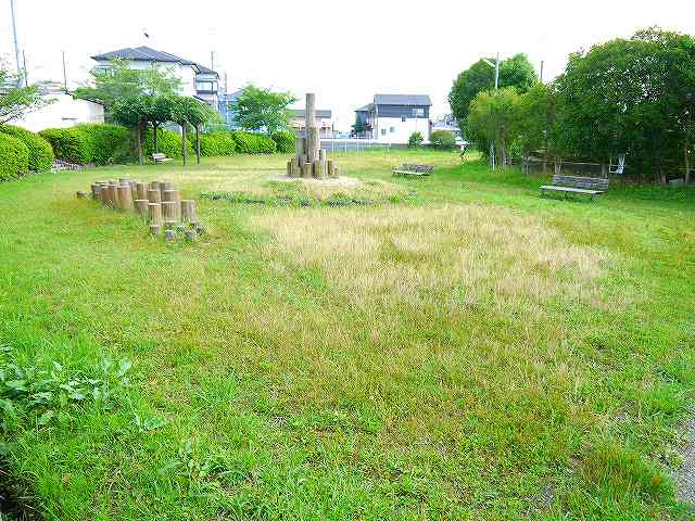 星塚古墳公園の画像