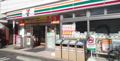 セブンイレブン 横浜大口駅前店の画像1