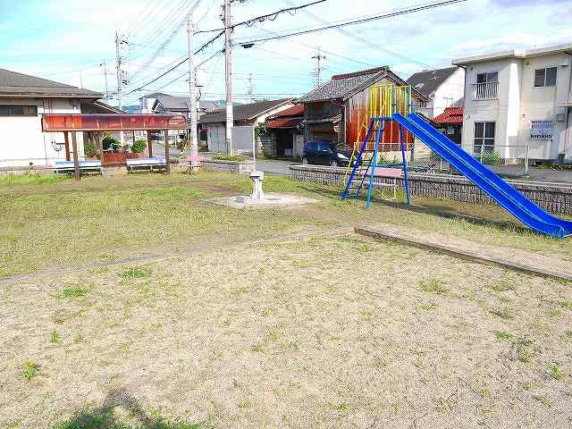 二階堂南菅田町公園の画像