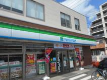 ファミリーマート 小平小川町二丁目店