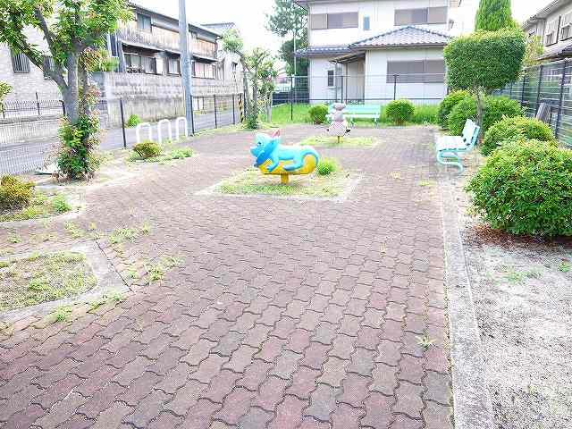 天理嘉幡町公園の画像