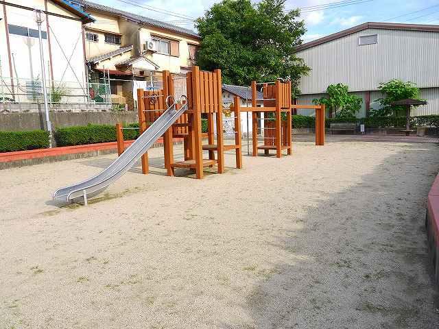 嘉幡児童公園の画像