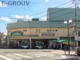 阪急神戸線「六甲」駅