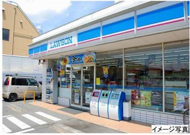 ローソン 生駒小平尾町店の画像1