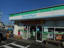 ファミリーマート 武蔵村山神明店