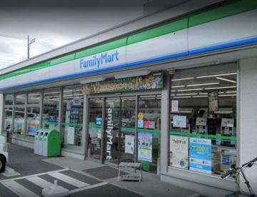 ファミリーマート 大田久が原五丁目店の画像1