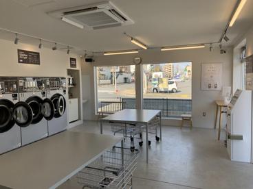 Baluko Laundry Place コインランドリーの画像2